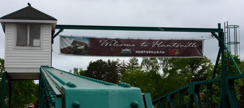 Huntsville Bridge