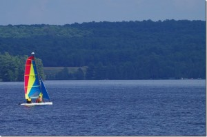 Huntsville Watersports - photo Robert Seymour, rf2667@cogeco.ca